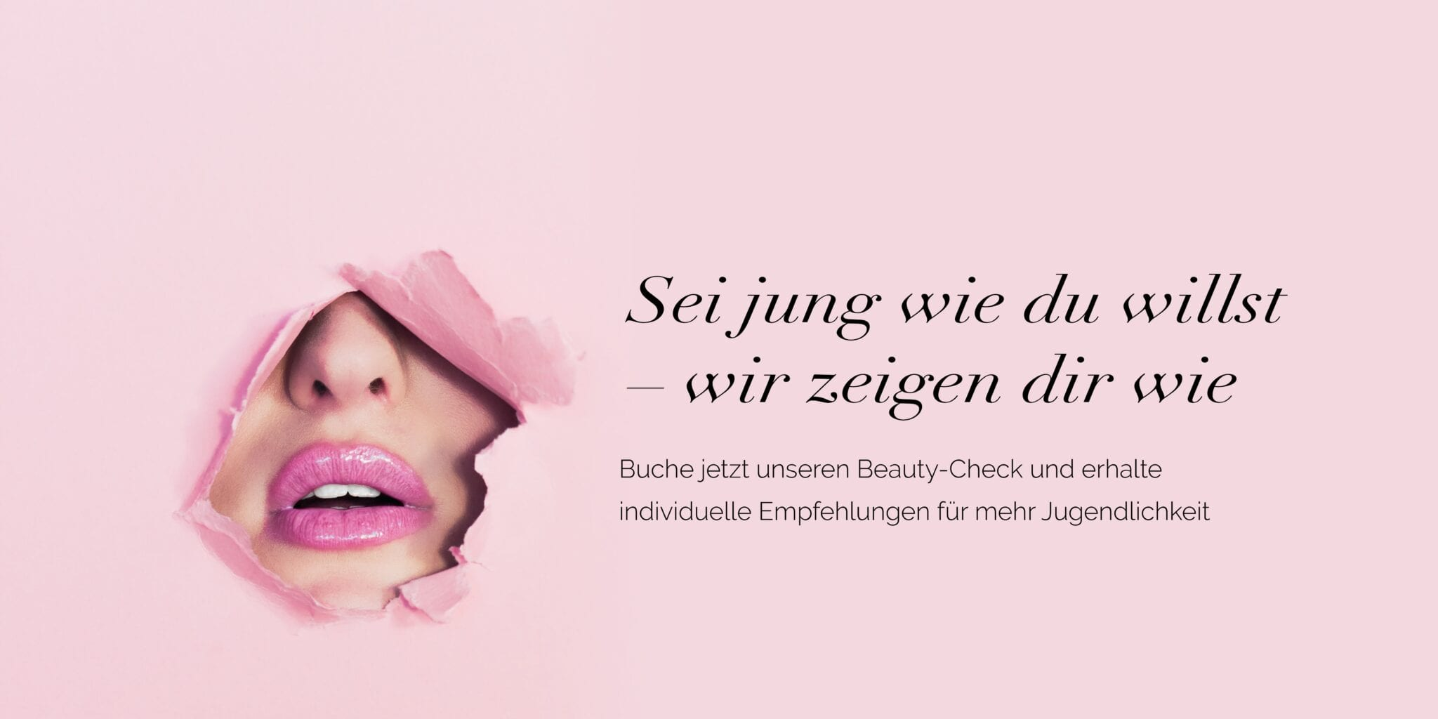 Beauty Check Hamburg